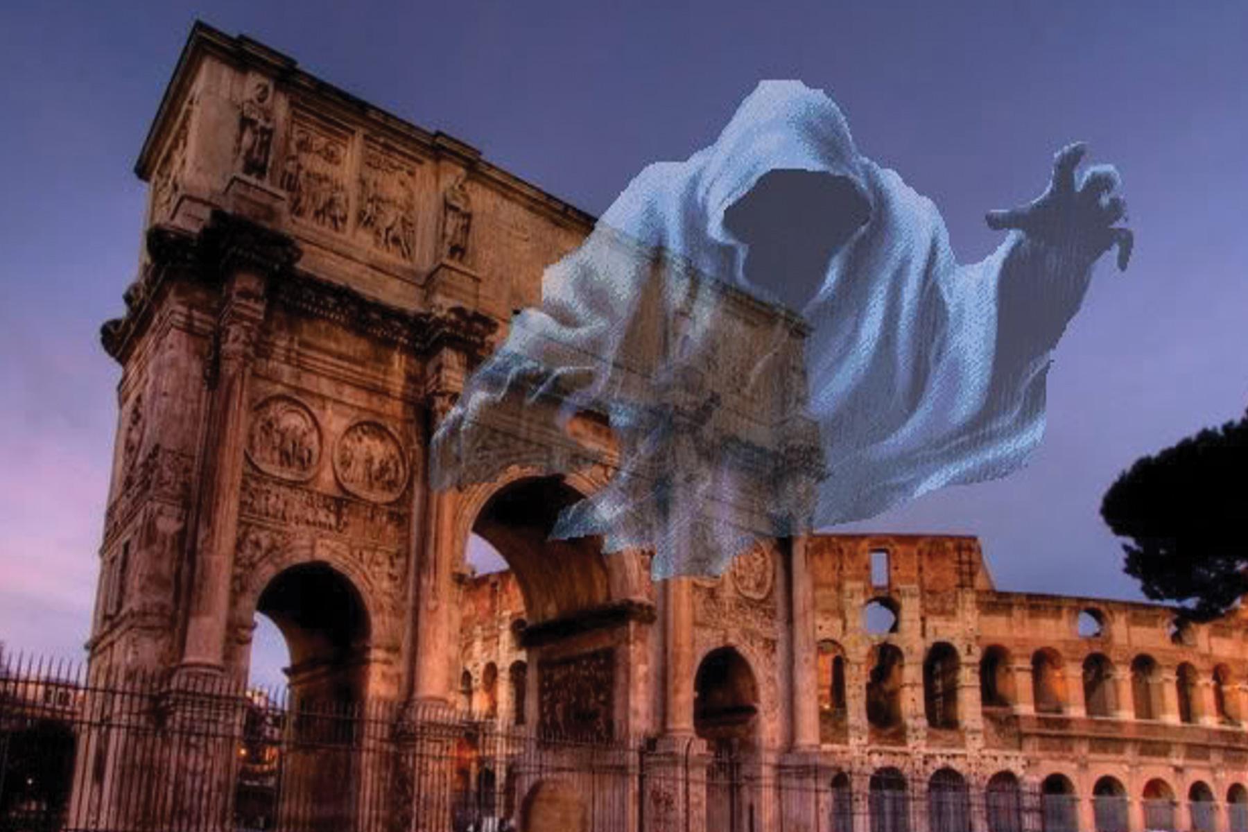 visita guidata fantasmi Roma